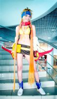 Rikku cosplay by Narga-Lifestream