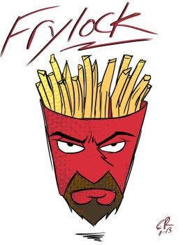 Frylock and I'm on top... by The-Midnight-Angel