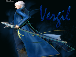 Vergil Aura by The-Bone-Snatcher