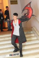 Dante - DmC - cosplay convent by LuckyStrike-cosplay