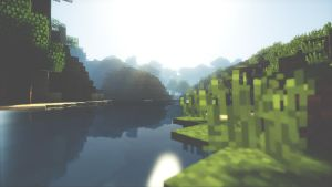 Good Morning Minecraft by lpzdesign