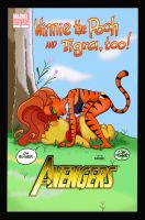 Pooh_N_ Tigra by Fourpanelhero by THE-Darcsyde