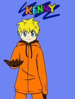 Kenny McCormick-Take My Hand by PhantomDP