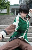 Zuko: Fight by NorFrosch