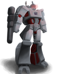 Megatron by Spikeprime