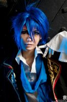 Sandplay of the howling dragon -  Kaito 2 by hana-bira