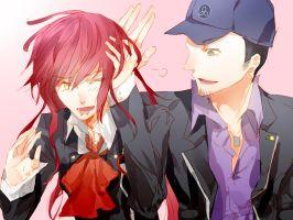 P3: Friendship Route (COM) by IMAKINATION