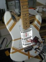 Radiant, LED guitar project 2 by Malici0us