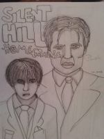 Silent Hill: Homecoming by quart--knee