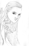 Legolas of the Woodland Realm by SrSilversky