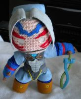 Fierce Deity Link Sackboy by MarinaYeah