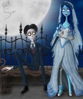 Corpse Bride by Evil-Siren