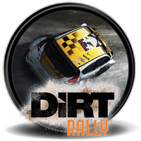 DiRT Rally - Icon by Blagoicons