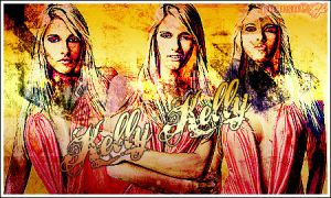 Raw Diva - Kelly Kelly by xxxlayxlowxxx