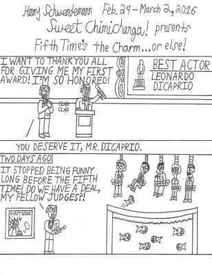 Fifth Time's the Charm...or Else! by WarnerRepublic