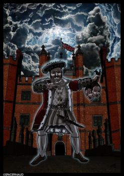 THE GHOST OF HENRY VIII by finaud82
