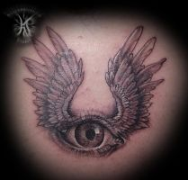 Eye Tattoo by Natissimo