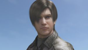 Leon S Kennedy by Le-Arc-7thHeaven