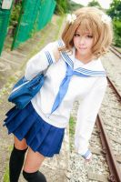 Hanasaku Iroha - Ohana by Xeno-Photography