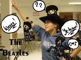 The Beatles and Me by Nodding
