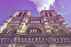 Notre Dame by Qvisions