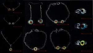 Eyes Collection by TheLovelyBoutique