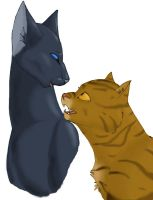 Lets runaway together-Asterdog by StarClan