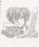 Tamaki Sketch by MouseSky