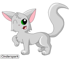 Cat Template by cinderspark