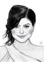 Ariel Winter by Pixel-Slinger