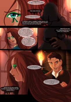 .:Comic:. Temptation pg5 by oreana