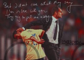 Josep Guardiola blend by sexylove555