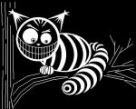-Cheshire Cat- by open-face