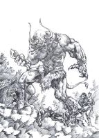 Demoniao II by ricardoafranco