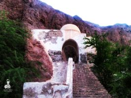 Aden ancient temple tanks and in tanks archaeologi by CoderAdenPhotographe