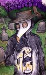 Plague Doctor by RessQ
