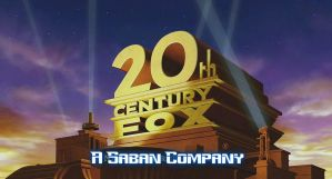20th Century Fox if owned by Saban by CraigS1996