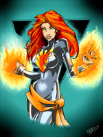 Phoenix by bootlesskyo