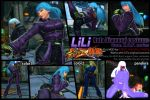 SFxT Lili - Kula Diamond costume MOD by dsFOREST