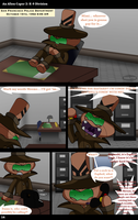 An Alien Caper 2: K-9 Division (Page 14) by Fishlover