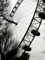 london eye by amorarte