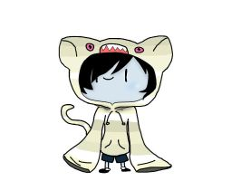 Little Marshall Lee by BlueChibiKitty