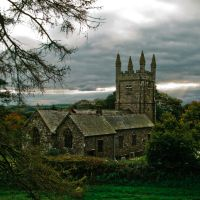 Lydanforde Church by toosas