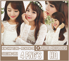 Kim Shin Yeong (ULZZANG GIRL) - PACK PNG#06 by JeffvinyTwilight