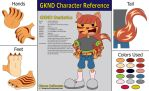 Character Reference - Cianna by Musgrave322