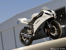Yamaha R6 2006 by Rossifumi46