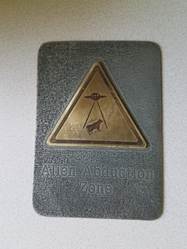 Alien ATC by creativeetching