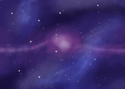 a galaxy by FABoOoSE101