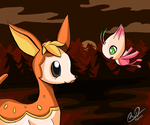 Why , hello there! by BluHiroo