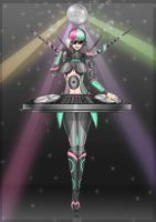 DJ Orianna Skin by PuddingzZ